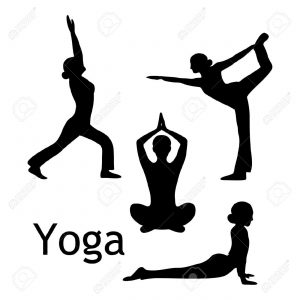 8320906-yoga-poses-silhouette-isolated-on-white-background-Stock-Vector